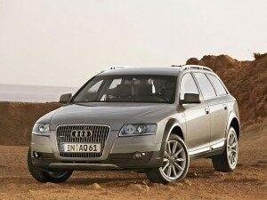 Аренда авто Audi A6 Allroad - фото 1