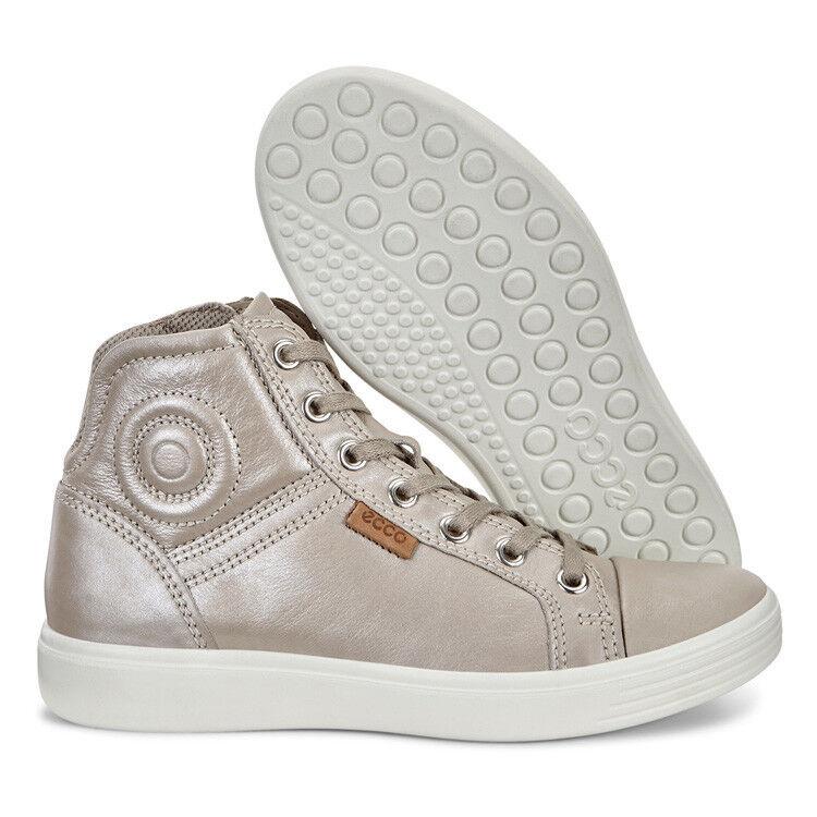 Обувь детская ECCO Кеды высокие S7 TEEN 780003/59146 - фото 6
