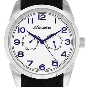 Часы Adriatica Наручные часы A8199.52B3QF - фото 1