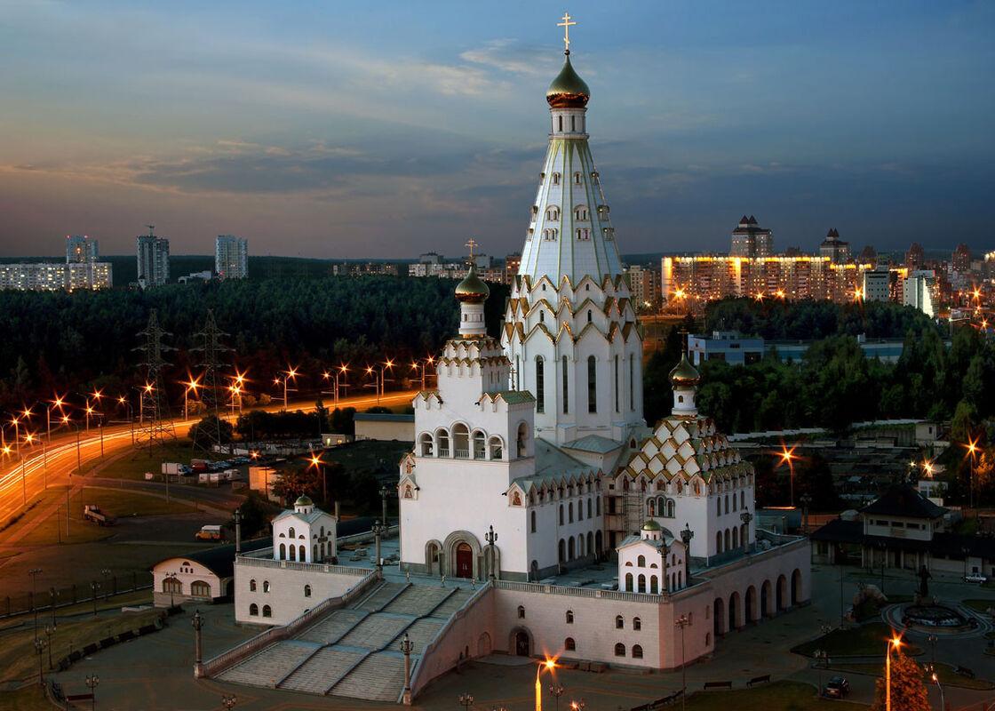 Организация экскурсии Алинская Елена Обзорная экскурсия по Минску - фото 3