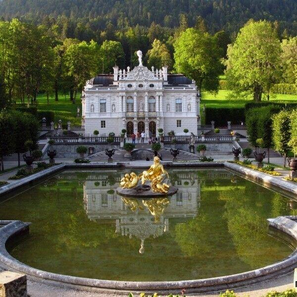 Туристическое агентство Череда Путешествий Автобусный экскурсионный тур «Турне по Южной Баварии» - фото 1