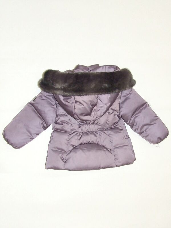 Верхняя одежда детская TRE API Куртка для девочки Z0226 - фото 3