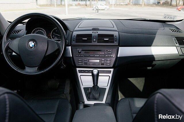 Прокат авто BMW X3 2009 г.в. - фото 3