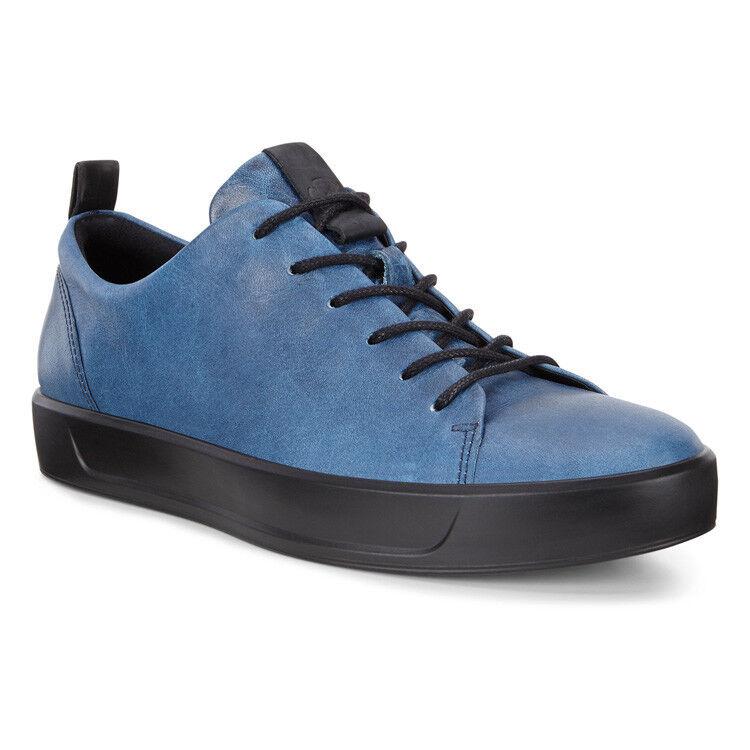 Обувь мужская ECCO Кеды мужские SOFT 8 440824/51184 - фото 1