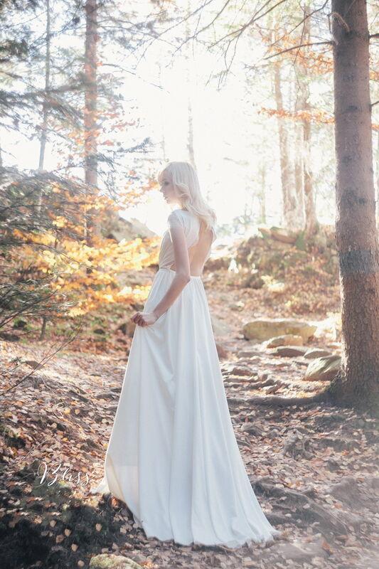 Свадебное платье напрокат Lanesta Свадебное платье Bliss - фото 3