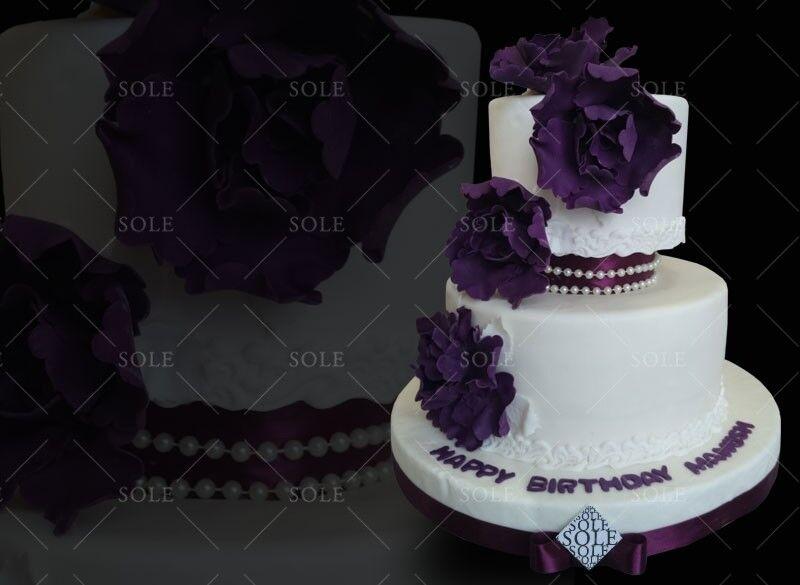 Торт Sole Праздничный торт №37 - фото 1