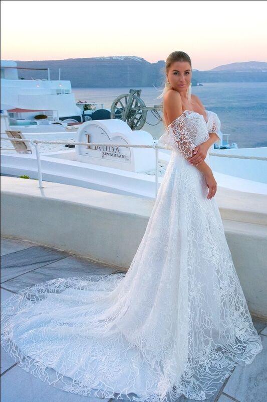 Свадебное платье напрокат Rafineza Свадебное платье Marianna напрокат - фото 3