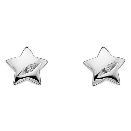 Ювелирный салон Hot Diamonds Серьги серебряные DE323 - фото 1