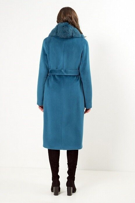 Верхняя одежда женская Elema Пальто женское зимнее 7-7865-1 - фото 6