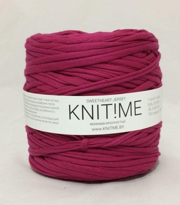 Товар для рукоделия Knit!Me Ленточная пряжа Sweetheart Jersey - SJ313 - фото 1