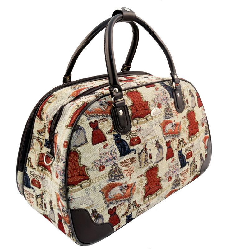 Магазин сумок Borgo Antico Женская дорожная сумка 301-1 - фото 2