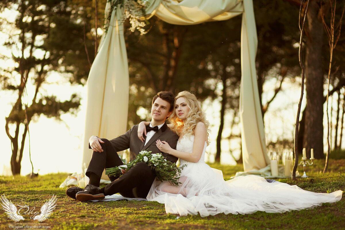Свадебное платье напрокат ALIZA Платье свадебное «Ailinna» Soffito - фото 5
