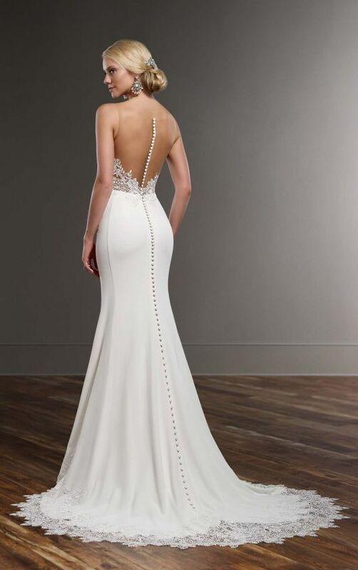 Свадебное платье напрокат Essense of Australia Платье свадебное 775 - фото 3