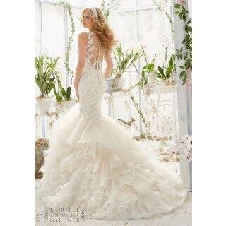 Свадебное платье напрокат Mori Lee Платье свадебное 2819 - фото 2