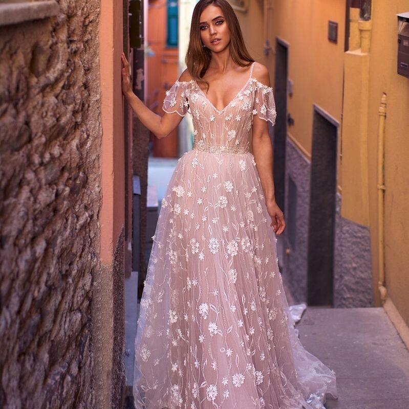 Свадебный салон Ange Etoiles Платье свадебное Ali Damore  Tania - фото 1