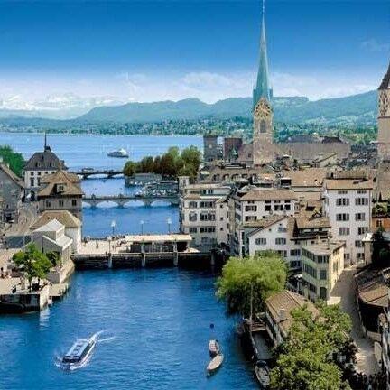 Туристическое агентство Череда Путешествий Автобусный экскурсионный тур «Швейцарский экспресс» - фото 1