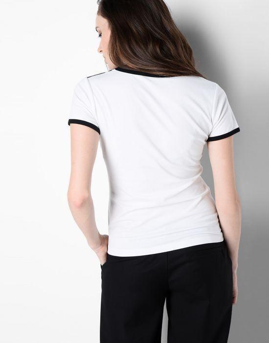 Кофта, блузка, футболка женская Trussardi Футболка женская 56T58 _5156T5 - фото 3