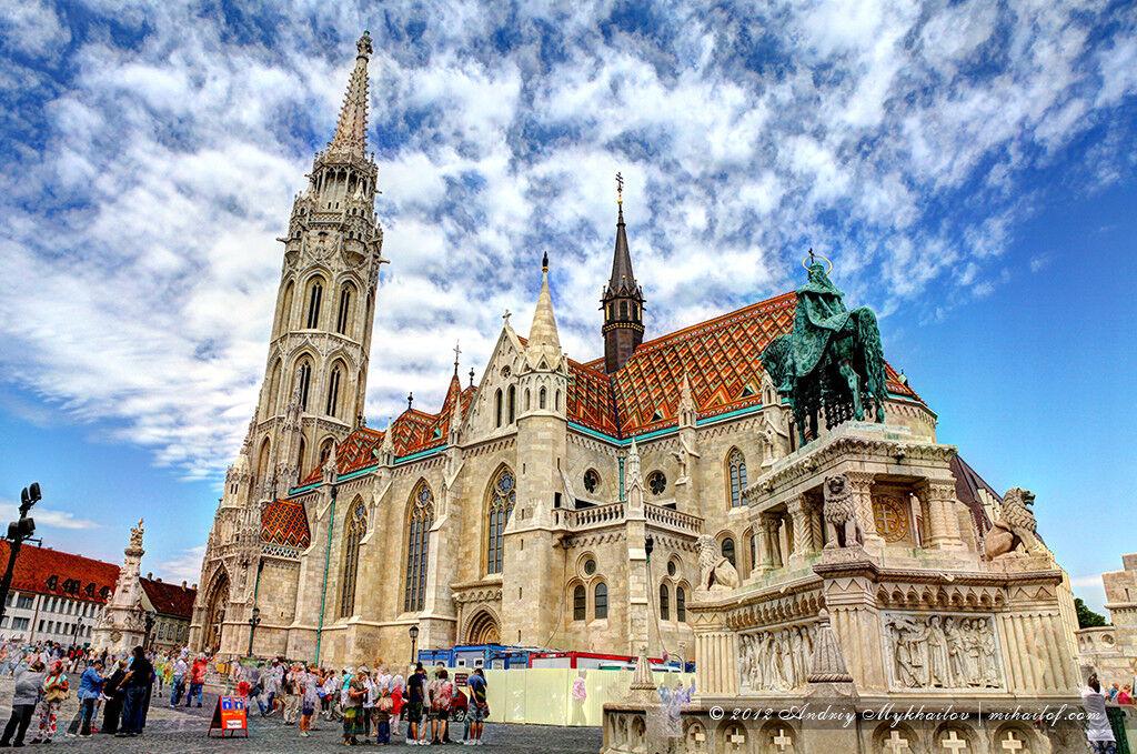 Туристическое агентство Сэвэн Трэвел Автобусный тур «Волшебство трех столиц Будапешт-Вена-Прага» - фото 3