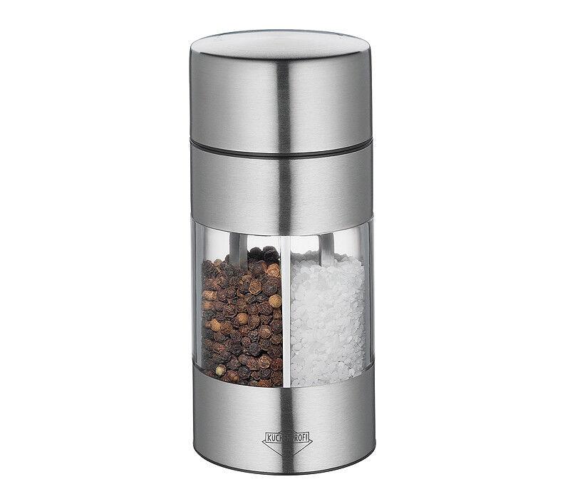 Подарок Küchenprofi Мельница для соли и перца «Trattoria», 13.5 см, 3044402800 - фото 1