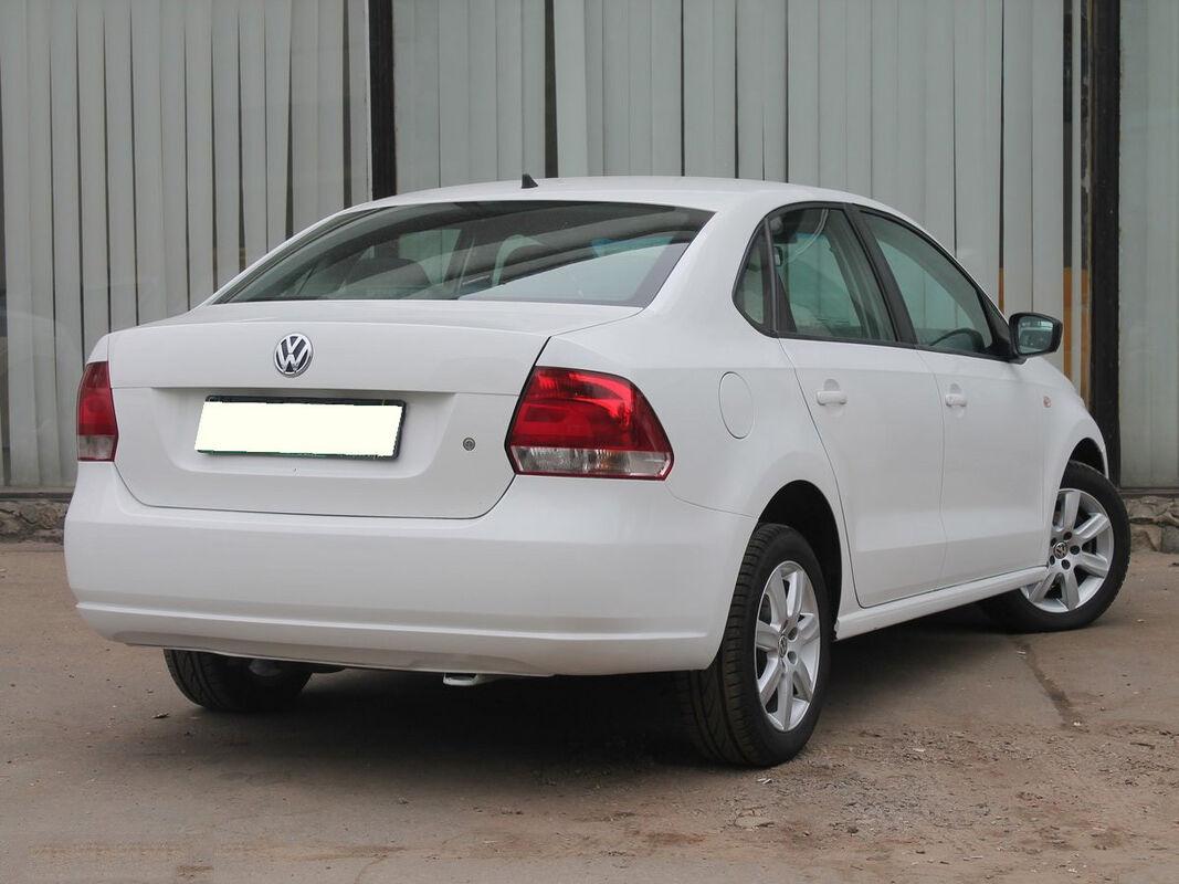 Аренда авто Volkswagen Polo 2010 г.в. - фото 2