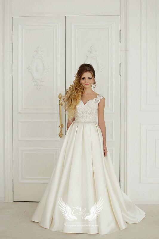 Свадебное платье напрокат ALIZA Свадебное платье «Verona» - фото 2