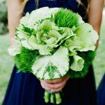 Магазин цветов Ветка сакуры Свадебный букет № 84 - фото 1