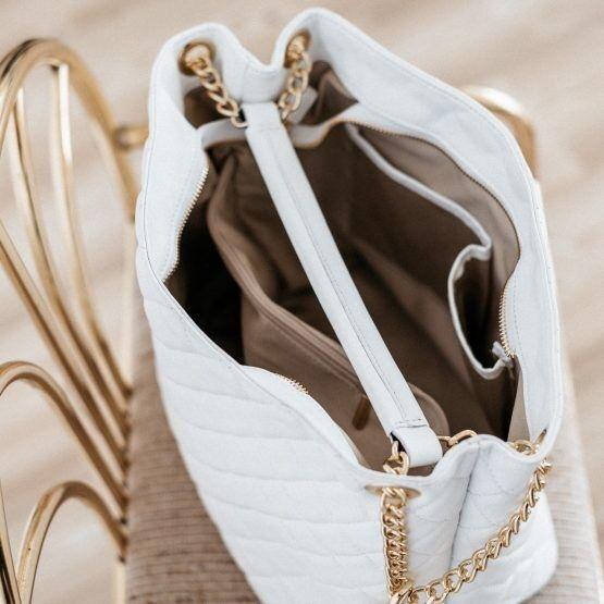 Магазин сумок Vezze Кожаная женская сумка C00512 - фото 4