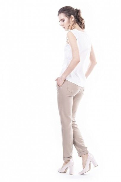 Кофта, блузка, футболка женская SAVAGE Топ женский арт. 915316 - фото 2