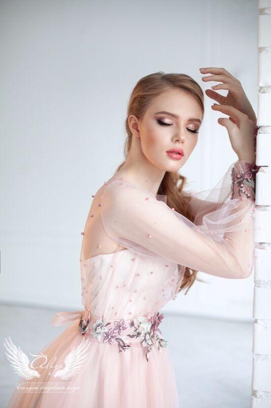 """Вечернее платье ALIZA вечернее платье """"Aleksia"""" - фото 3"""
