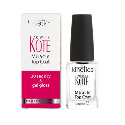 Декоративная косметика Kinetics Быстросохнущее верхнее покрытие «Kwik Kote» - фото 1