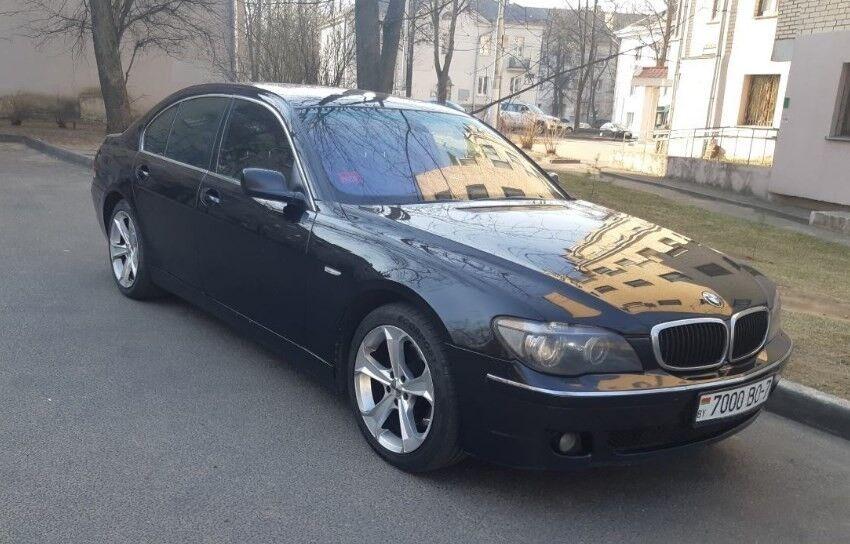 Прокат авто BMW 730i - фото 5