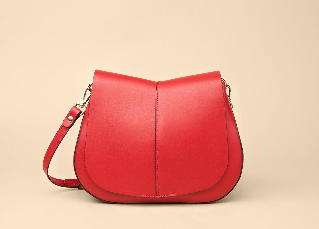 Магазин сумок TJ Collection Сумка женская YG 5204017 RDB - фото 1