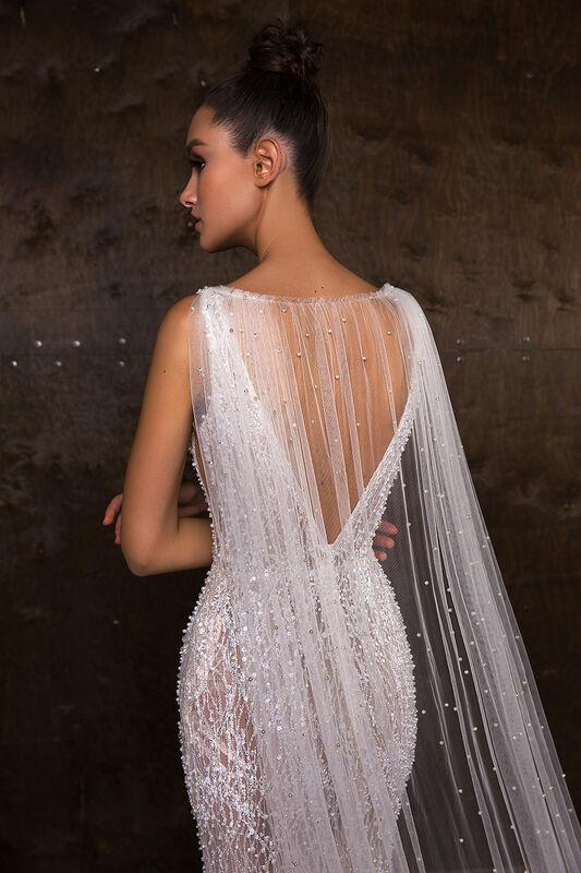 Свадебное платье напрокат Crystal Leni - фото 2