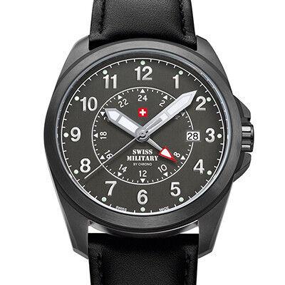 Часы Swiss Military by Chrono Наручные часы SM34034.08 - фото 1