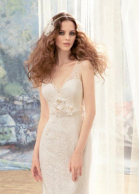 Свадебный салон Papilio Свадебное платье «Тезия» 1730L - фото 2