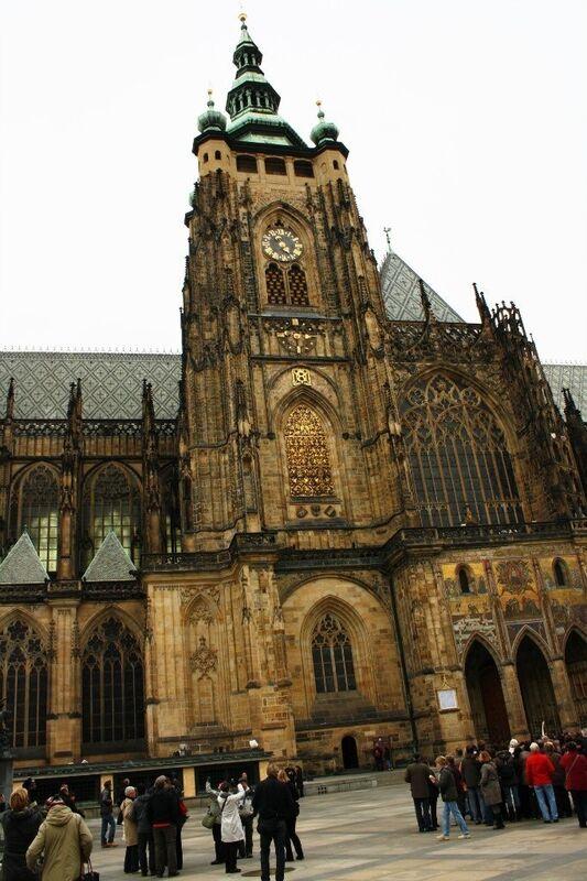 Туристическое агентство Голубой парус Автобусный экскурсионный тур «Сказочная Прага» - фото 4