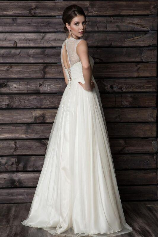 Свадебный салон Bliss Свадебное платье Adel - фото 2