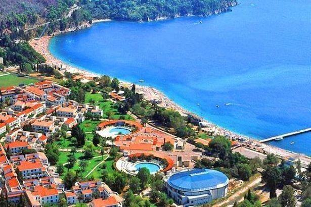 Туристическое агентство Голд Фокс Трэвел Пляжный aвиатур в Черногорию, Будва,Slovenska Plaza Hotel 3*+ - фото 2