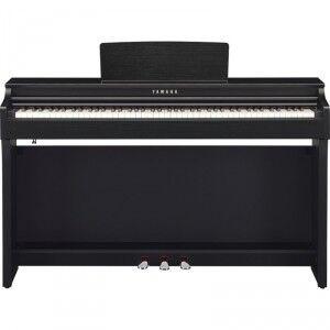 Музыкальный инструмент Yamaha Цифровое пианино Clavinova CLP-635WH - фото 1