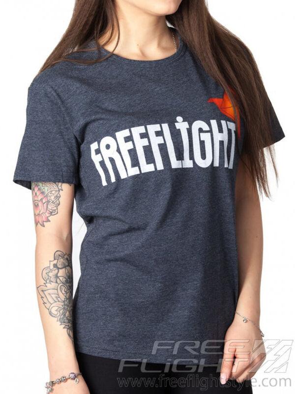 Кофта, блузка, футболка женская Free Flight Футболка «Лого» SKU0061000 - фото 1