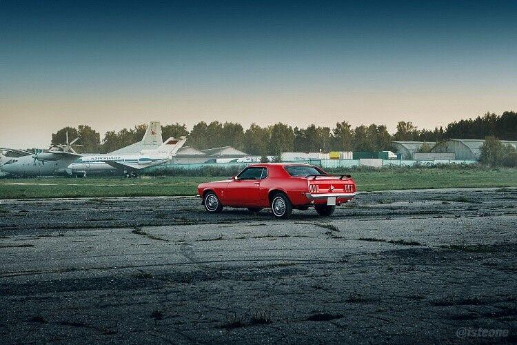 Прокат авто Ford Mustang 1969-70 г. - фото 4