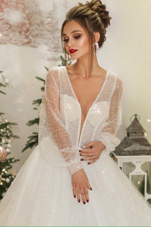 Свадебное платье напрокат Rafineza Свадебное платье Betty напрокат - фото 2