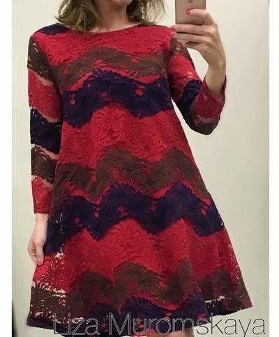 Платье женское Liza Muromskaya Платье женское 19 - фото 1
