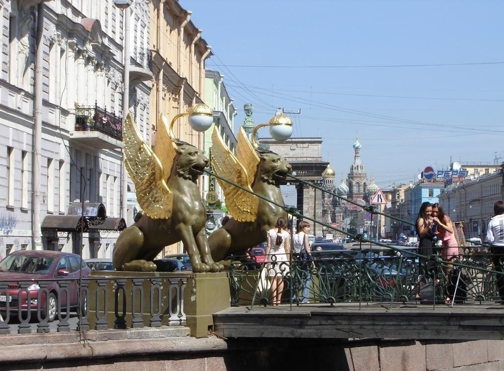 Туристическое агентство Голубой парус Автобусный экскурсионный тур «Санкт-Петербург – Царское село» - фото 5