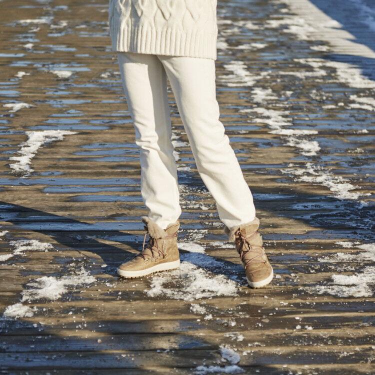 Обувь женская ECCO Ботинки женские SOFT 7 TRED 450153/57511 - фото 9