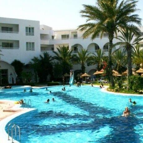 Горящий тур Новая Планета Пляжный авиатур в Тунис, Хаммамет, Shell Beach Hotel & Spa 4* - фото 1