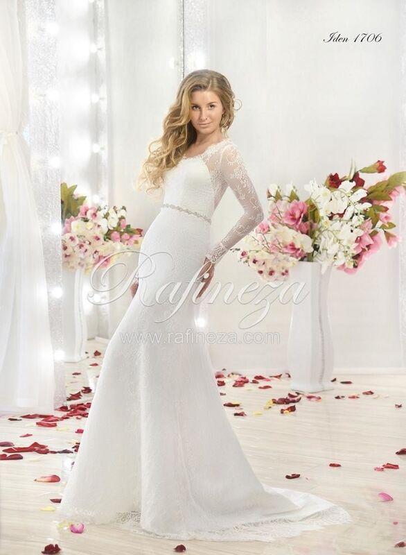 Свадебный салон Rafineza Платье свадебное Iden - фото 1