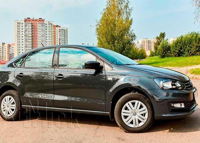 Прокат авто Volkswagen Polo Sedan 2018 г. - фото 5