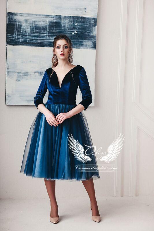 """Вечернее платье ALIZA Вечернее платье   """"Lola"""" - фото 1"""