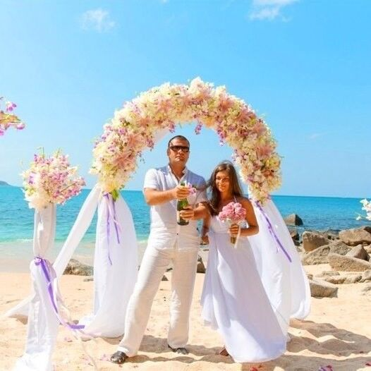 Туристическое агентство СВ-тур Свадебная церемония на Маврикии, Le Touessrok - фото 1